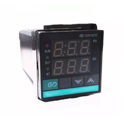 Controlador Temperatura e Temporizador