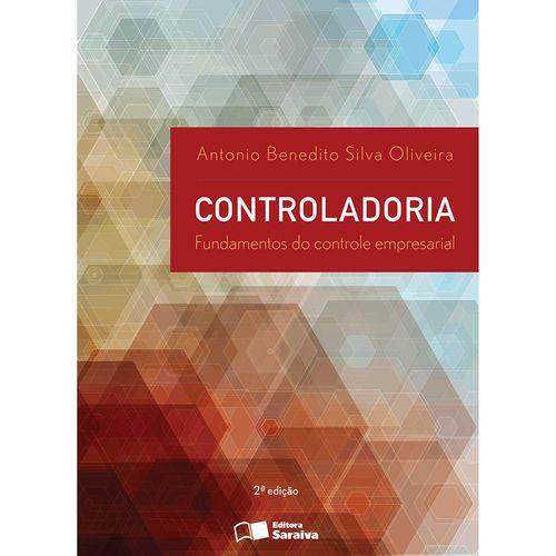 Controladoria - Fundamentos do Controle Organizacional 2ª Ed