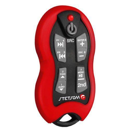 Controle a Longa Distância Vermelho SX2 Stetsom
