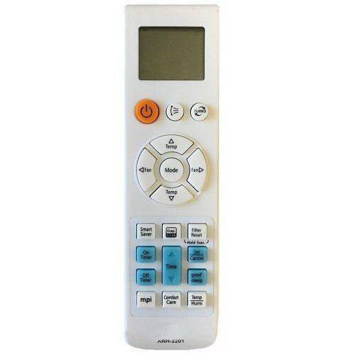 Controle Ar Condicionado Samsung Arh-2201max Plus e Crystal