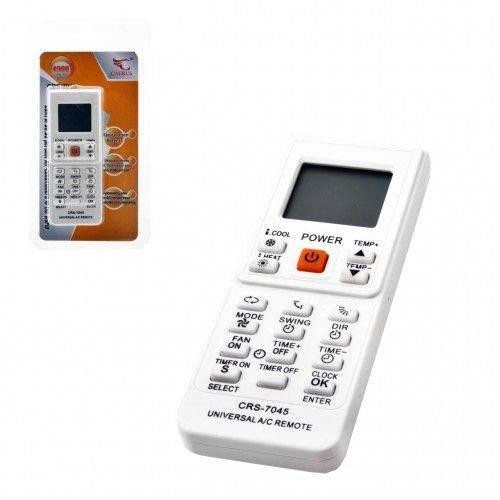 Controle Ar Condicionado Universal CRS - 7045