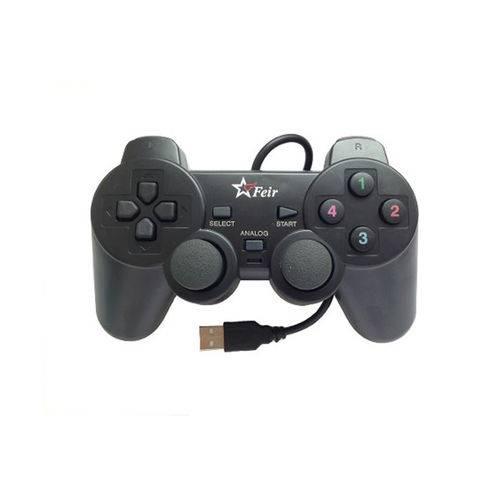 Controle com Fio Feir P/ Raspberry - Recalbox - Batocera - PC