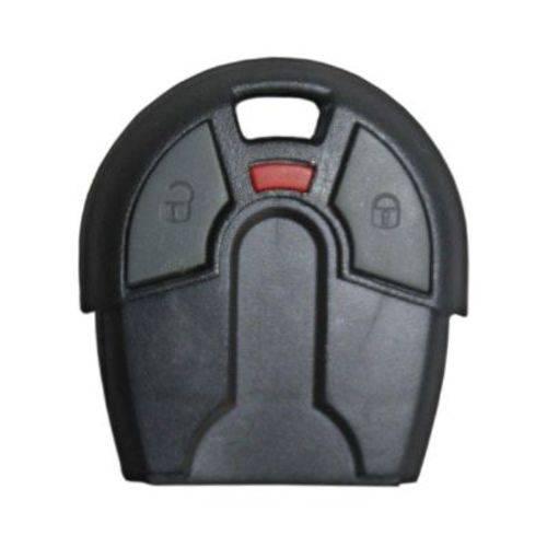 Controle da Chave Fiat Preto para Positron Antigo/Novo