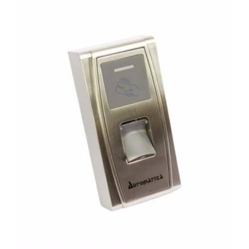 Controle de Acesso Biométrica Bio Inox Plus Ss 311e Automatiza