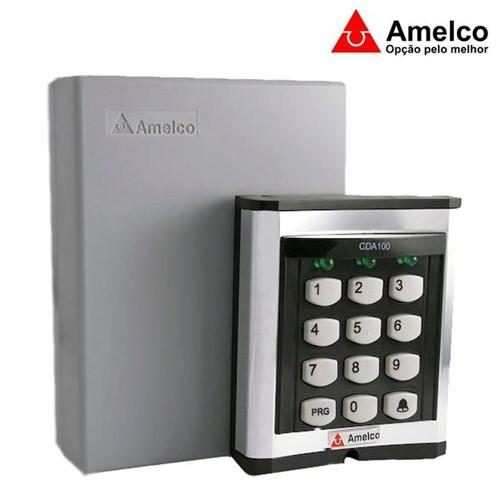 Controle Digital de Acesso por Senha AM-CDA100 - Amelco