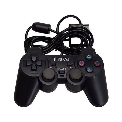 Controle Game para Ps1/ps2 Inova com Fio Con-408z