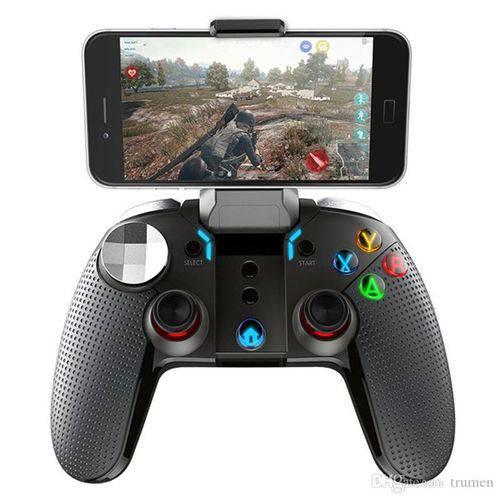 Controle Gamepad Sem Fio P/ Celular Bluetooth Joystick Android / Ios Ipega Wolverine