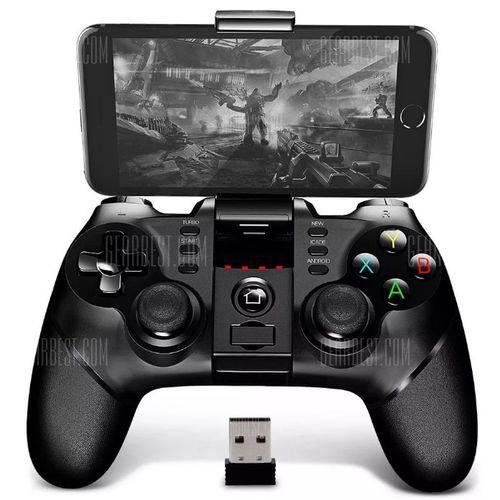 Controle Joystick Ipega 9076 Gamepad Bluetooth Wireless 2.4 Ghz para - Celular Tablet Android - Ps3 - Vr Box - Notebook