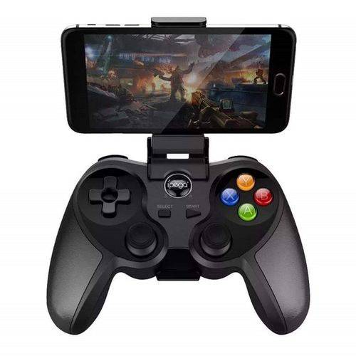 Controle Joystick para Jogo Android Celular Manete Bluetooth Ípega