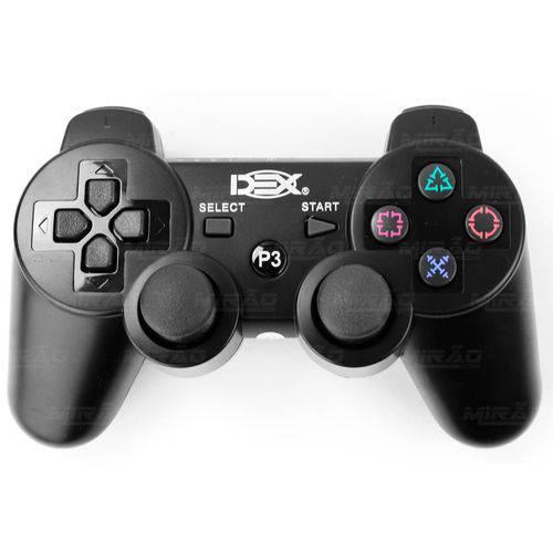 Controle Joystick Sem Fio Playstation 3 Dualshock Ps3 - Xc-03