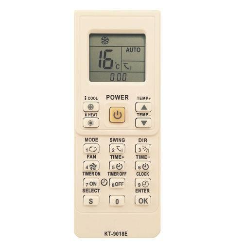 Controle Universal Ar Condicionado Komeco York Samsung Gree