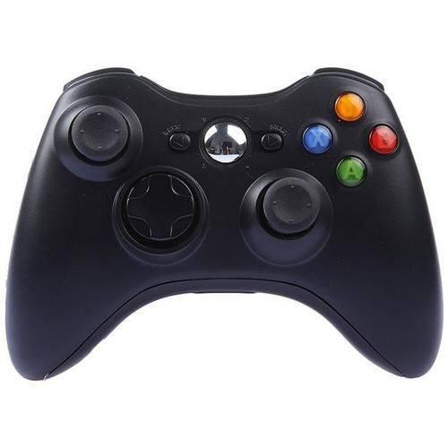 Controle para Xbox 360 Pc Ps3 Joystick Sem Fio Wireless