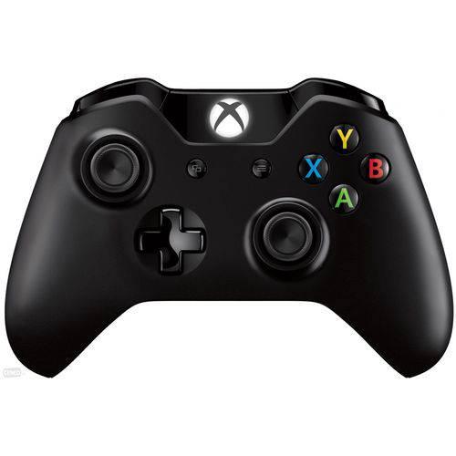 Controle para Xbox One Wireless Preto - 6cl-00005
