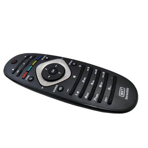 Controle Philips LCD Serie 3000 Led 32Pfl3606, 32Pfl3406D, 32Pfl4606D,32Pfl5606D, 32Pfl7606, C01181