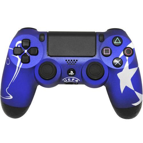 Controle Playstation 4 Dash Personalizado - Champions