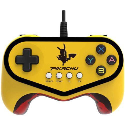Controle Pokken Tournament Pikachu Wii U