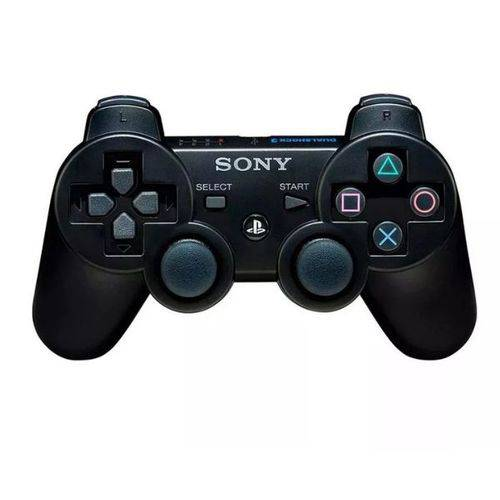 Controle Ps3 Sem Fio Dualshock 3 Sony Playstation 3