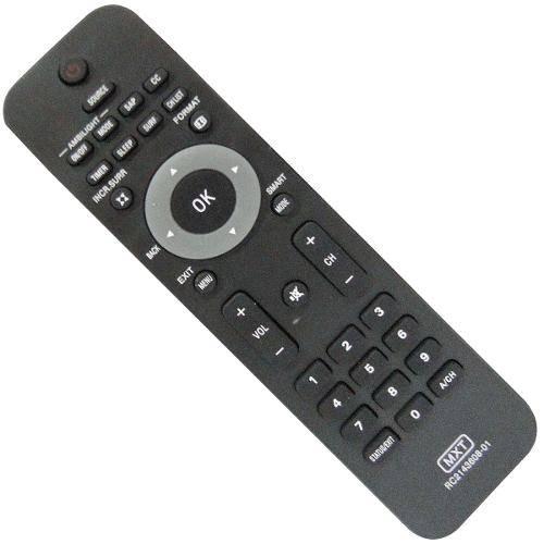 Controle Remoto 01180 para Philips RC2143608-01 - MXT