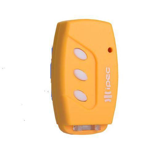 Controle Remoto 433MHZ IPEC TX Deco (Amarelo)