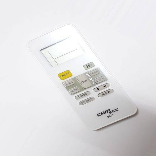 Controle Remoto Ar Condicionado Springer Rg52