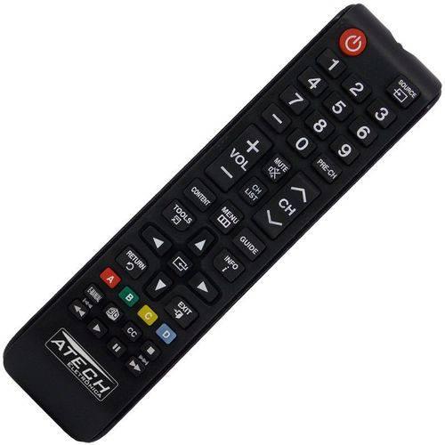 Controle Remoto Compatível Tv LCD / Led Samsung