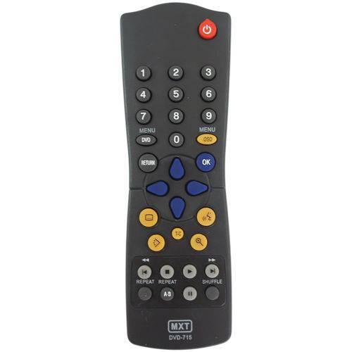 Controle Remoto DVD Philips 715