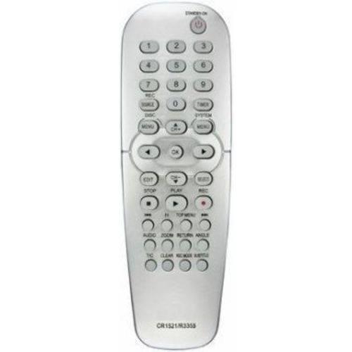 Controle Remoto Dvd Philips Cr1521/3355