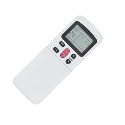 Controle Remoto Mxt para Aparelho Midea Komeco Hitachi R11