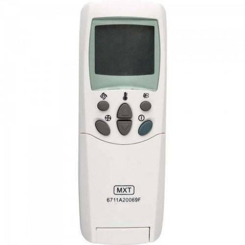 Controle Remoto para Ar Condicionado Lg 01096 Mxt