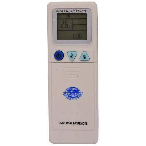 Controle Remoto para Ar Condicionado Universal Varias Marcas