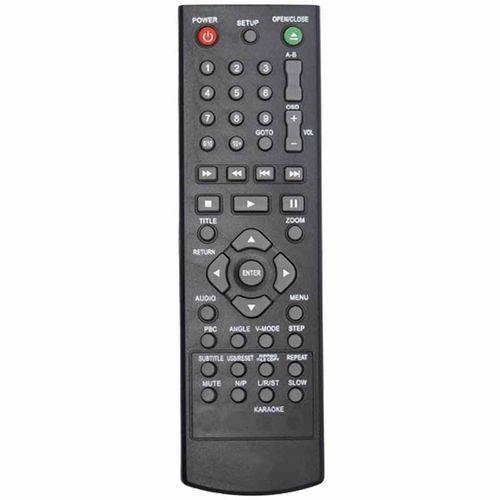 Controle Remoto para DVD Philco