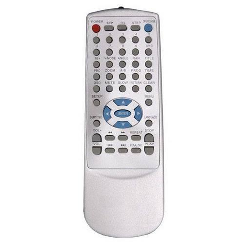 Controle Remoto para DVD Precision
