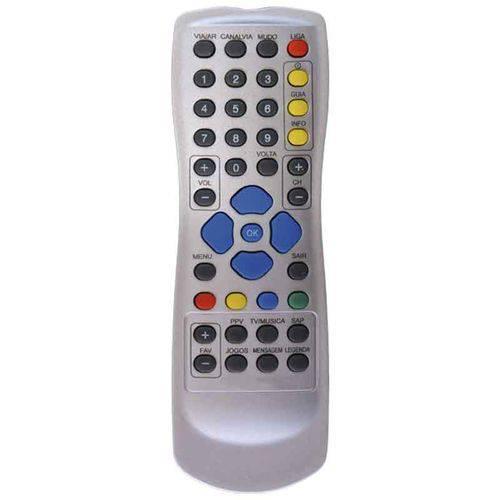 Controle Remoto para Receptor EMBRATEL Claro TV