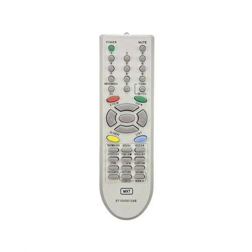 Controle Remoto para Tv de Tubo Lg