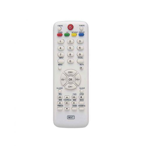 Controle Remoto para Tv H-buster Lcd Led