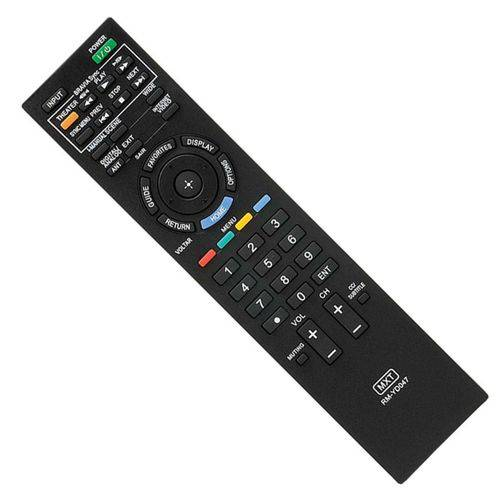 Controle Remoto para Tv LCD e Led Sony Rm-Yd047 01201 Mxt