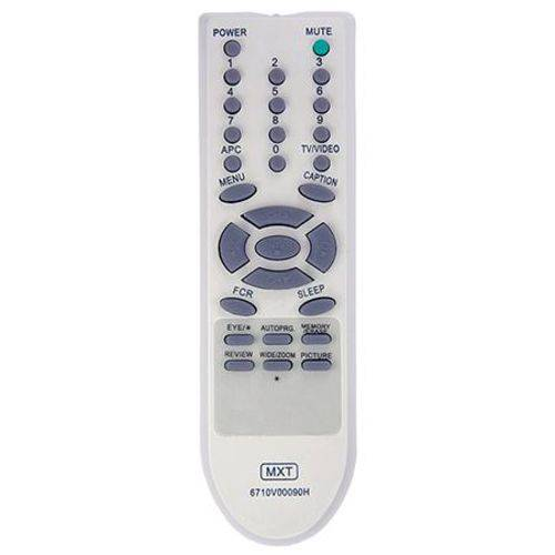 Controle Remoto para Tv Lg 6710v00090h