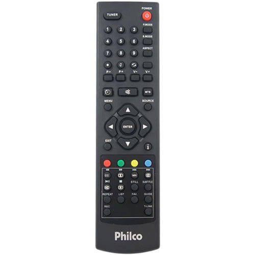 Controle Remoto Philco Lcd Original