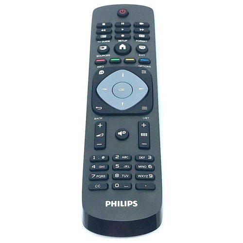 Controle Remoto RC3144301 para Toda Linha de TV Smart Philips LED / LCD
