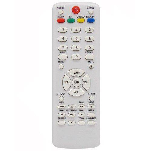 Controle Remoto Tv LCD H-buster Htr-d17 Hbtv3203 Hbtv4203fd