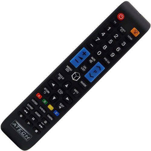 Controle Remoto Tv LCD / Led Samsung Smart Tv