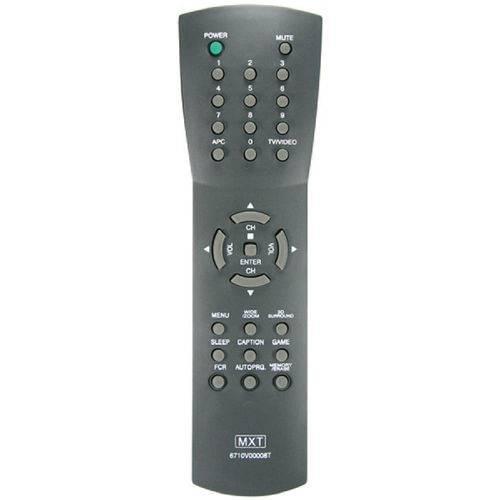 Controle Remoto Tv Lg 6710V00008T