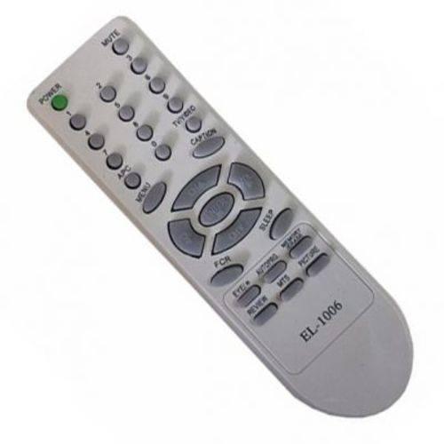 Controle Remoto Tv Lg El 1006