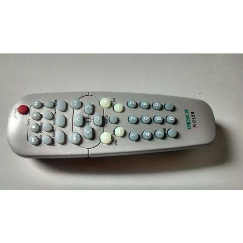 Controle Remoto Tv Philips 21pt5431 21pt5432 29pt4631 Dvd