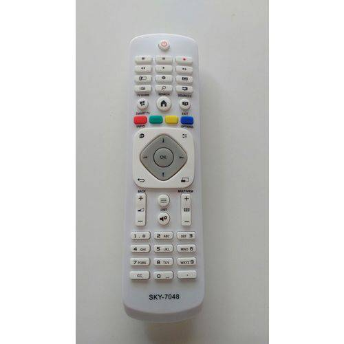 Controle Remoto TV Philips LCD
