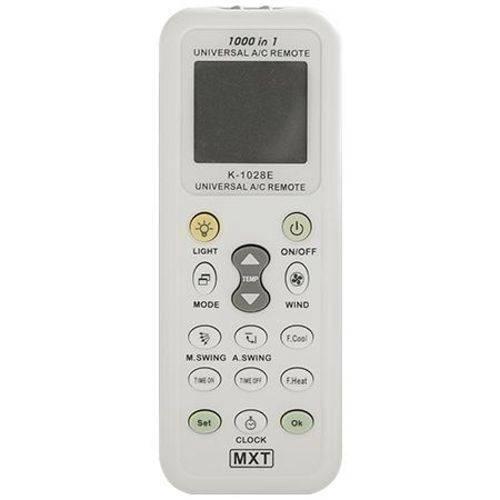 Controle Remoto Universal para Ar Condicionado K1028e