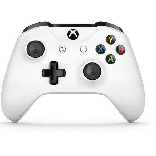 Controle Sem Fio para Xbox One Branco