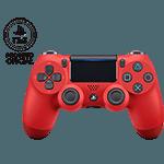 Controle Sem Fio PS4 Dualshock Vermelho - Sony
