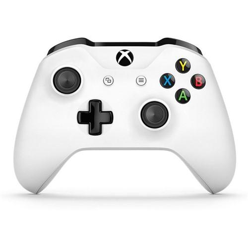 Controle Sem Fio X-Box Microsoft Branco