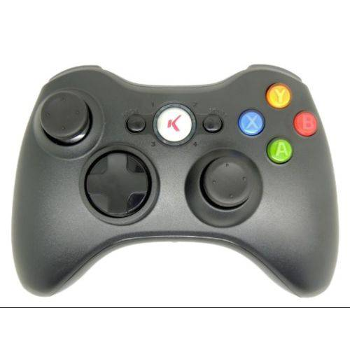 Controle Sem Fio Xbox 360 Kp-5122
